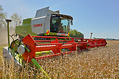 Heading - Harvesting by Claas