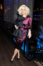 KIMBERLY WYATT at the ZEO 'Just January' Party held at the Buddha Bar, 145 Knightsbridge, London SW1 on 31st January 2013.