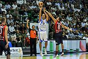 Giacomo Devecchi<br /> Banco di Sardegna Dinamo Sassari - Angelico Biella<br /> Legabasket Serie A Beko 2012-2013<br /> Sassari, 30/09/2012<br /> Foto L.Canu / Ciamillo-Castoria