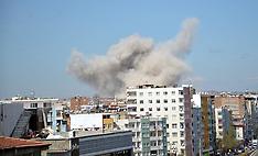 Turkey Explosion 11 Apr 2017