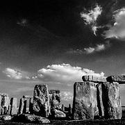 Slug: Stonehenge <br /> Date:03.11.13<br /> Photographer: Charles Birchmore<br /> Location Stonehenge  A303<br /> Caption. Stonehenge  shot on Polaroid polapan