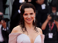 Actress Juliette Binoche at the Opening Ceremony and gala screening of the film The Truth (La Vérité) at the 76th Venice Film Festival, Sala Grande on Wednesday 28th August 2019, Venice Lido, Italy.