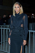 03.MARCH.2013. PARIS<br /> <br /> CIARA ATTENDS GIVENCHY'S FALL-WINTER 2013-2014 READY-TO-WEAR COLLECTION SHOW HELD AT HALLE FREYSSINET IN PARIS.<br /> <br /> BYLINE: EDBIMAGEARCHIVE.CO.UK<br /> <br /> *THIS IMAGE IS STRICTLY FOR UK NEWSPAPERS AND MAGAZINES ONLY*<br /> *FOR WORLD WIDE SALES AND WEB USE PLEASE CONTACT EDBIMAGEARCHIVE - 0208 954 5968*