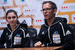 Luka Fonda during PZS press conference after IFSC Climbing World Championships in Hachioji (JPN) 2019, on August 23, 2019 at Ministry of Education, Science and Sport, Ljubljana, Slovenia. Photo by Grega Valancic / Sportida