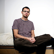 Munich, Germany. Sdrjan is a physical researcher. He comes from Serbia and works for Max-Planck-Institut fur Physik. Serdjan lives in the flat number one at 31 of Connollystrasse, Olympic village. The same flat where on 5 September 1972, eight Palestinian terrorists (Black September group) took in hostage the Israeli team, killing two of them into the apartment.