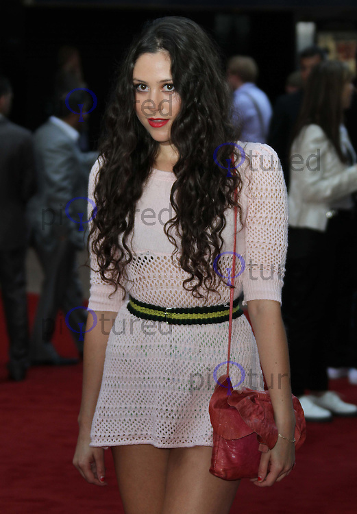 Eliza Doolittle The Expendables UK Premiere, Odeon Cinema, Leicester Square, London, UK, 09 August 2010: For piQtured Sales contact: Ian@Piqtured.com +44(0)791 626 2580 (Picture by Richard Goldschmidt/Piqtured)