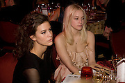 Chloe Pridham and Annabel Horsey, Russian Rhapsody. Gala dinner and concert. the Great Room, Grosvenor House. London. 21 April 2008. *** Local Caption *** -DO NOT ARCHIVE-© Copyright Photograph by Dafydd Jones. 248 Clapham Rd. London SW9 0PZ. Tel 0207 820 0771. www.dafjones.com.