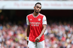 Pierre-Emerick Aubameyang of Arsenal - Mandatory by-line: Arron Gent/JMP - 28/07/2019 - FOOTBALL - Emirates Stadium - London, England - Arsenal v Olympique Lyonnais - Emirates Cup