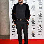 Jack Guinness Arrivers at GQ 30th Anniversary celebration at Sushisamba, The Market, Convent Garden on 29 October 2018.