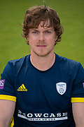 Sam Northeast of Hampshire during the 2019 press day for Hampshire County Cricket Club at the Ageas Bowl, Southampton, United Kingdom on 27 March 2019.