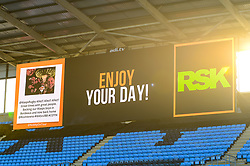 - Mandatory by-line: Dougie Allward/JMP - 18/01/2020 - RUGBY - Ricoh Arena - Coventry, England - Wasps v Bordeaux-Begles - European Rugby Challenge Cup