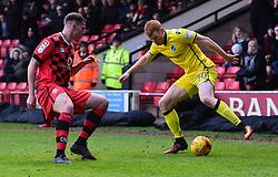 Rory Gaffney of Bristol Rovers - Mandatory by-line: Alex James/JMP - 21/01/2017 - FOOTBALL - Banks's Stadium - Walsall, England - Walsall v Bristol Rovers - Sky Bet League One