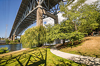 Interstate 5 Bridge, South Passage Park