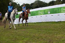 Yara De Boer, (NED), Sumaya G<br /> Endurance - Alltech FEI World Equestrian Games™ 2014 - Normandy, France.<br /> © Hippo Foto Team - Jantien Van Zon