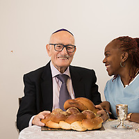Jewish Care Annual Review Cover 2018
