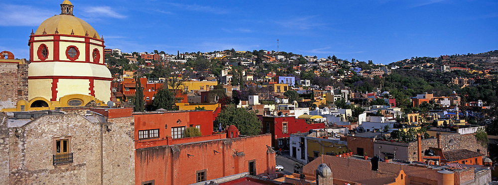 MEXICO, COLONIAL CITIES San Miguel de Allende; overview