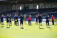 - Dundee FC itraining at Dens Park, Dundee, Photo: David Young<br /> <br />  - &copy; David Young - www.davidyoungphoto.co.uk - email: davidyoungphoto@gmail.com