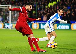 Emre Can of Liverpool - Mandatory by-line: Matt McNulty/JMP - 30/01/2018 - FOOTBALL - John Smith's Stadium - Huddersfield, England - Huddersfield Town v Liverpool - Premier League