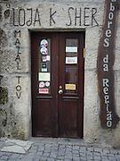 Portugal, Belmonte, The Jewish Quarters Kosher Restaurant