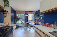 Westwind Annapolis Apartments interior image of kitchen at model unit by Jeffrey Sauers of Commercial Photographics