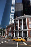 = architecture in  lower manhattan new york ///  achitecture du sud de Manhattan +