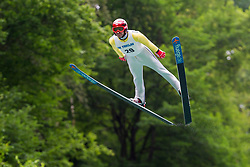 Dimitry Vassiliev from Russia during Ski Jumping Continental Cup Kranj 2018, on July 8, 2018 in Kranj, Slovenia. Photo by Urban Urbanc / Sportida