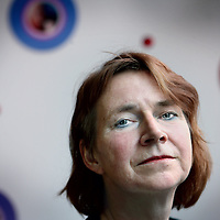 Nederland, Amsterdam , 20 december 2013.<br /> Marieke Westra, Artistiek leider, Theater Veder<br /> Foto:Jean-Pierre Jans