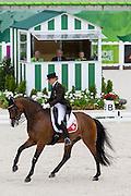 Marcela Krinke Susmeij - Smeyers Molberg<br /> Alltech FEI World Equestrian Games™ 2014 - Normandy, France.<br /> © DigiShots
