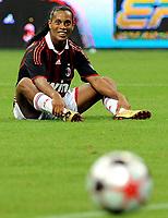 Fotball<br /> Italia<br /> Foto: Inside/Digitalsport<br /> NORWAY ONLY<br /> <br /> Ronaldinho (Milan)<br /> <br /> 17.08.2009<br /> Trofeo Berlusconi - Milan v Juventus