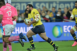 October 28, 2017 - Clermont-Ferrand - Stade Marcel, France - Davit Zirakashvili  (Credit Image: © Panoramic via ZUMA Press)