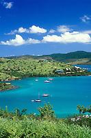 Culebra bay view