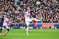 Olivier SORLIN / Blaise MATUIDI - 18.01.2015 - Paris Saint Germain / Evian Thonon - 21eme journee de Ligue 1<br />Photo : Dave Winter / Icon Sport