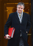 © Licensed to London News Pictures. 05/02/2013. Westminster, UK Scottish Secretary.Michael Moore. Cabinet Ministers arrive for the weekly Cabinet meeting on 5th February 2013. Photo credit : Stephen Simpson/LNP