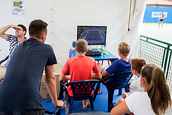 ATP Challenger Zavarovalnica Sava Slovenia Open 2017, on August 12, 2017 in Sports centre, Portoroz/Portorose, Slovenia. Photo by Vid Ponikvar / Sportida