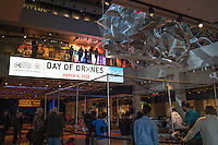 Day of Drones at Liberty Science Center. New York City Drone Film Festival 2016.