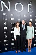 031714 'Noah' Madrid Premiere