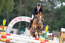 Despontin Julien, (BEL), Waldano 36   <br /> Jumping - CCI4* Luhmuhlen 2016<br /> © Hippo Foto - Jon Stroud<br /> 19/06/16