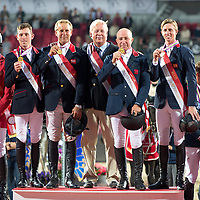 Herning - EC Jumping - Team Final