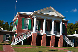 Camden County Courthouse, Camden, North Carolina, United States of America