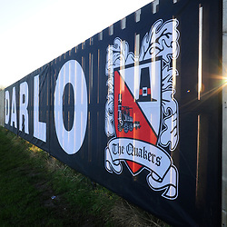 TELFORD COPYRIGHT MIKE SHERIDAN A general view of Blackwell Meadows during the Vanarama Conference North fixture between Darlington and AFC Telford United at Blackwell Meadows on Saturday, November 30, 2019.<br /> <br /> Picture credit: Mike Sheridan/Ultrapress<br /> <br /> MS201920-032