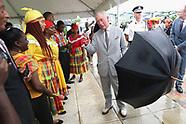Royal visit to the Caribbean - 19 Nov 2017