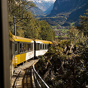 Switzerland by Train