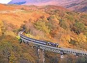 Class 37 Oban - Glasgow line 1980's