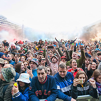 The Stone Roses in concert at Hampden Park, Glasgow, Great Britain 24th June 2017