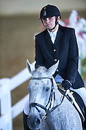 SO Poland athlete Pawel Bernat with horse called Sinatra competes in equestrian competition during eighth day of the Special Olympics World Games Los Angeles 2015 on August 1, 2015 at Equestrian Centre Riverside Drive Burbank in Los Angeles, USA.<br /> USA, Los Angeles, August 1, 2015<br /> <br /> Picture also available in RAW (NEF) or TIFF format on special request.<br /> <br /> For editorial use only. Any commercial or promotional use requires permission.<br /> <br /> Adam Nurkiewicz declares that he has no rights to the image of people at the photographs of his authorship.<br /> <br /> Mandatory credit:<br /> Photo by © Adam Nurkiewicz / Mediasport