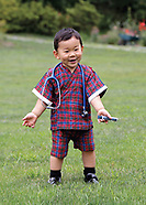 Prince Jigme Of Bhutan Plays Doctor