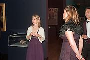 CATHARINE MACLEOD, Mark Weiss dinner, Nationaal Portrait Gallery. London. 15 October 2012.