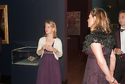 CATHARINE MACLEOD, Mark Weiss dinner, Nationaal Portrait Gallery. London. 15 October 2012.