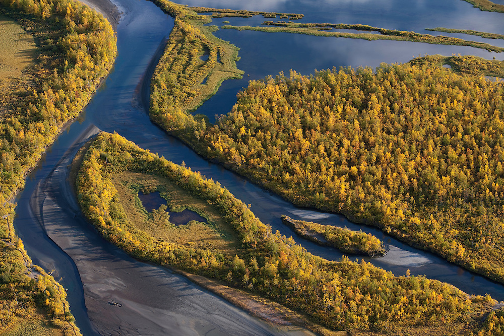 Sarek National Park, Laponia World Heritage Site, Sweden