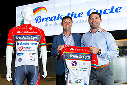 Break the Cycle Kit Launch - Rogan Thomson/JMP - 09/06/2017 - SPORT - Ashton Gate Stadium - Bristol, England.